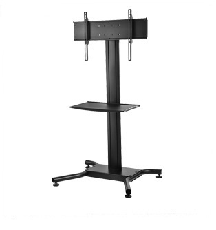 """Peerless SS560M flat panel floorstand Black 165.1 cm (65"""")"""
