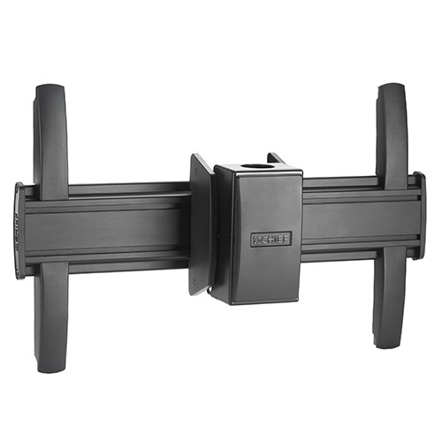 Chief LCM1U flat panel ceiling mount Black