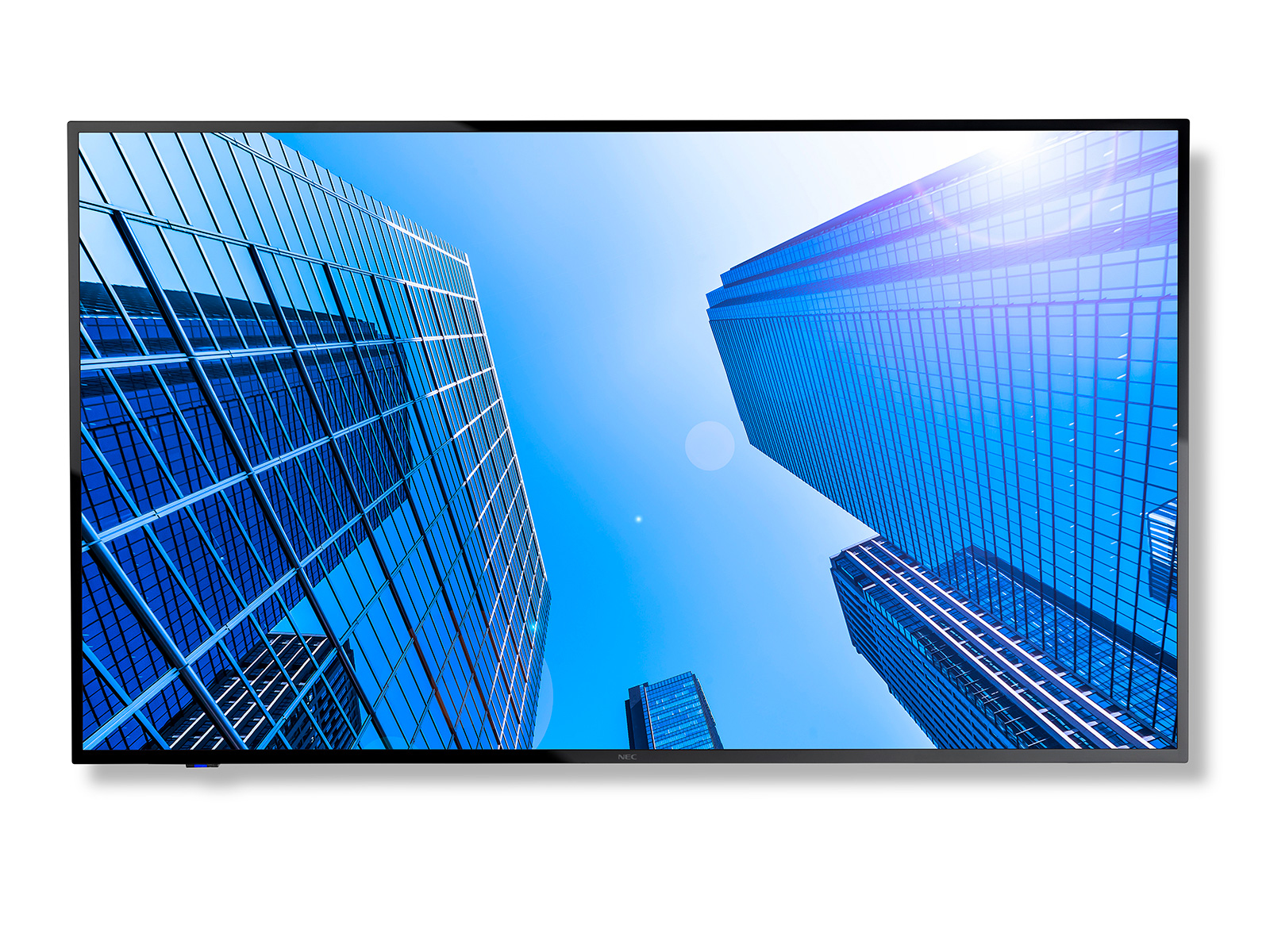 "NEC MultiSync E327 81.3 cm (32"") LED Full HD Digital signage flat panel Black"