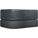 Logitech Ergo K860 keyboard RF Wireless + Bluetooth Black