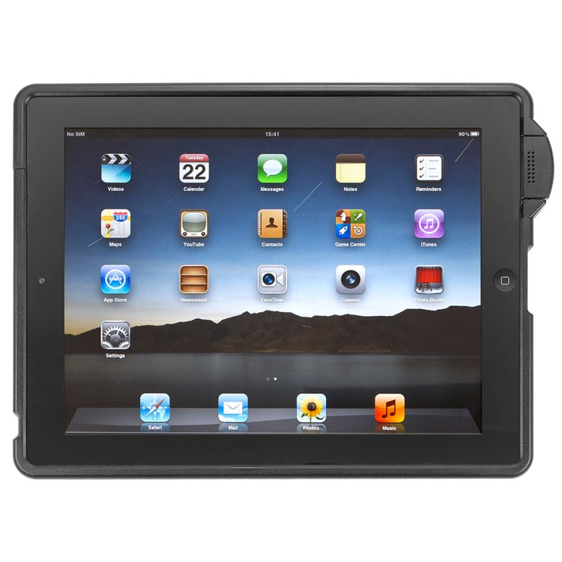Kensington SecureBack™ VESA Mountable iPad® Security Enclosure