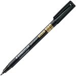 Staedtler Lumocolor special 319 Fine tip Black 1pc(s) permanent marker