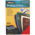 Fellowes 5370301 Carton Red 100pc(s) binding cover