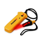 Digitus PatchSee PRO Fasten clasp flashlight Black,Yellow LED