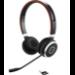 Jabra EVOLVE 65 UC Stereo Auriculares Diadema Negro