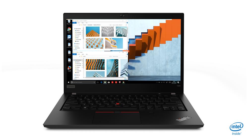 """Lenovo ThinkPad T490 Zwart Notebook 35,6 cm (14"""") 1920 x 1080 Pixels Intel® 8ste generatie Core™ i5 i5-8265U 8 GB DDR4-SDRAM 256 GB SSD"""