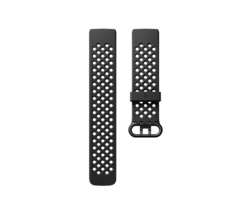 Fitbit FB168SBBKS activity tracker band Black