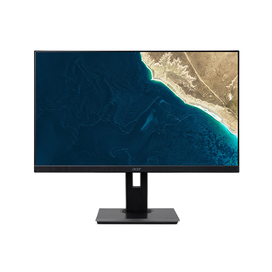 "Acer B7 B227Q LED display 54.6 cm (21.5"") Full HD Flat Black"