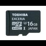 Toshiba Exceria Micro-SD 16GB 16GB MicroSDHC UHS memory card
