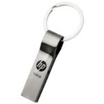 PNY HP v285w 128GB 128GB USB 2.0 Type-A Stainess steel USB flash drive