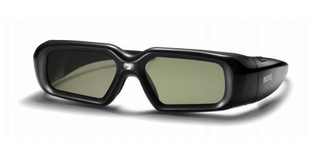 Benq 3D Glasses D4 Black 1pc(s) stereoscopic 3D glasses