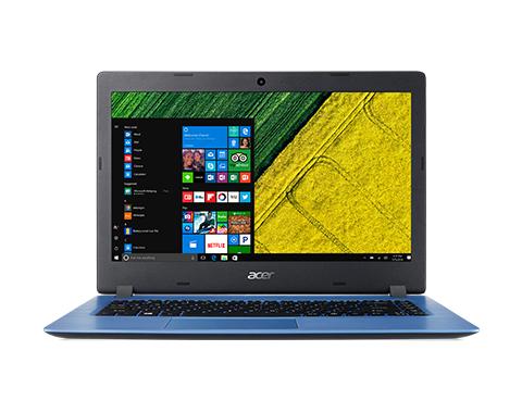 """Acer Aspire A114-31-C8LA 1.1GHz N3350 14"""" 1366 x 768pixels Blue Notebook"""
