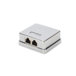 Digitus DN-93711 network junction box Cat6 Silver