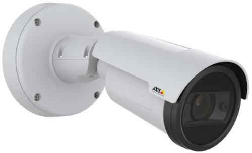 Axis P1447-LE IP security camera Indoor & outdoor Bullet Black,White 3072 x 1728 pixels