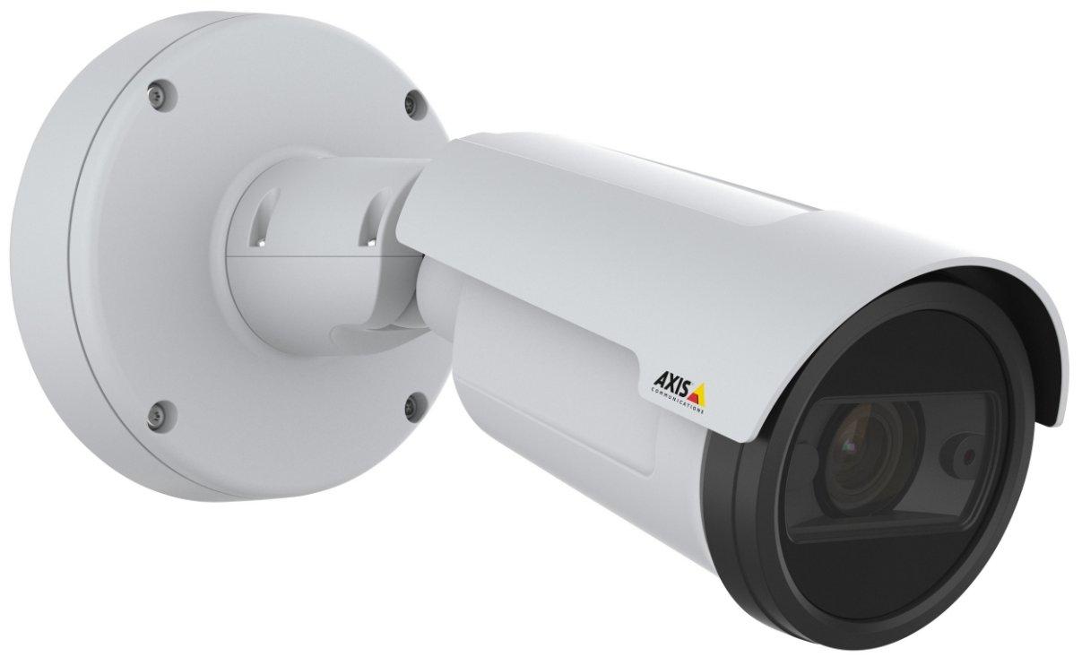 Axis P1447-LE Cámara de seguridad IP Interior y exterior Bala Pared 3072 x 1728 Pixeles