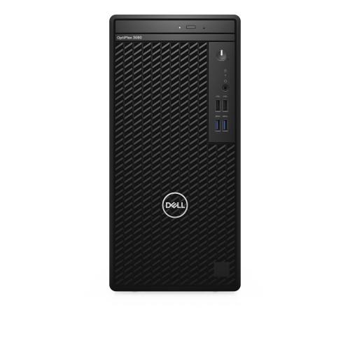 DELL OptiPlex 3080 i5-10500 Mini Tower 10th gen Intel® Core™ i5 8 GB DDR4-SDRAM 256 GB SSD Windows 10 Pro PC Black
