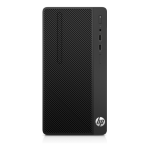 HP 285 G3 3,5 GHz AMD Ryzen 3 2200G Zwart Micro Tower PC