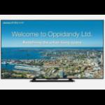 "Sharp PN-Q701 Digital signage flat panel 70"" LCD Full HD Black signage display"