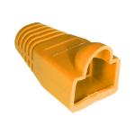 Cablenet RJ45 Bubble Boot Orange 6mm