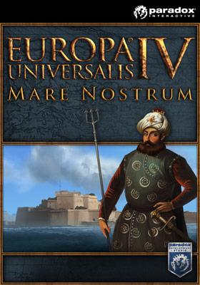 Nexway Europa Universalis IV: Mare Nostrum Video game downloadable content (DLC) PC/Mac/Linux Español