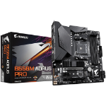 Gigabyte B550M AORUS PRO Socket AM4 micro ATX AMD B550