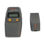 Microconnect CAB-TEST1 Black network cable tester