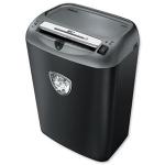 Fellowes Powershred 75Cs Cross shredding Black,Grey paper shredder