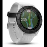 Garmin S60 Touchscreen Bluetooth 240 x 240pixels White sport watch