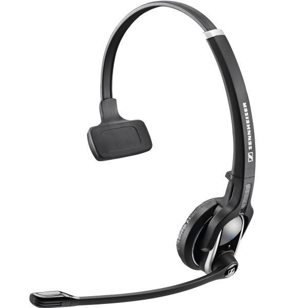 Sennheiser DW Pro1 Headset Head-band Black,Brushed steel