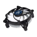 ARCTIC Alpine 12 Low Profile Compact Heatsink & Fan, Intel 115x Sockets, Fluid Dynamic Bearing, 6 Year Warr