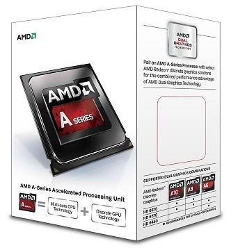 AMD A series A4-6320 3.8GHz 1MB L2 Box