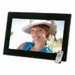 "Intenso 15.6"" Media Center digital photo frame 39.6 cm (15.6"") Black"