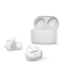 Philips 3000 series TAT3216WT/00 headphones/headset In-ear Bluetooth White