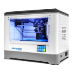 Flashforge Dreamer 3D Printer Dual Extrusion w/ Wide Material Support 0.4mm Nozzle Heated Plate Touchscreen WiF