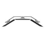 "Ergotron 98-009-026 flat panel wall mount 24"" Aluminium"