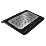 "Thermaltake Massive A22 notebook cooling pad 17"" Aluminium,Black"