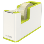 Leitz WOW Polystyrene Green,Metallic tape dispenser