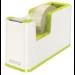 Leitz WOW Polystyrene Green,Metallic tape dispenser