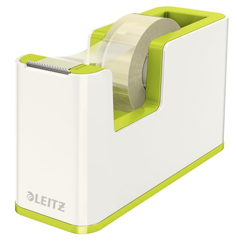 Leitz WOW tape dispenser Polystyrene Green,Metallic