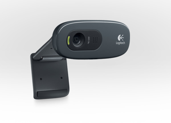 Webcam HD C270 Black