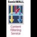 SonicWall 01-SSC-4805 licencia y actualización de software