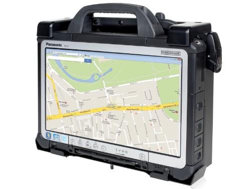 Panasonic PCPE-GJD1V02 mobile device dock station Tablet Black