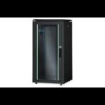 Digitus DN-19 26U-6/10-B-1 rack cabinet Freestanding rack Black