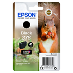 Epson C13T37814010 (378) Ink cartridge black, 240 pages, 6ml