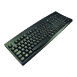 2-Power 105-Key Standard USB Keyboard French