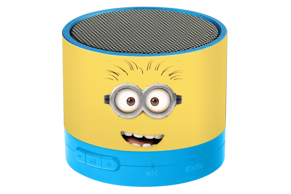 Lexibook Despicable Me Minion Mini Bluetooth Speaker