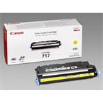 Canon 2575B002 (717Y) Toner yellow, 4K pages @ 5% coverage