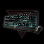 GAMDIAS GKC6001 USB Black keyboard