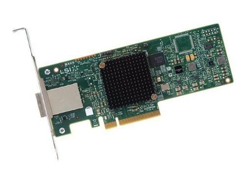 Intel RS3GC008 PCI Express x8 3.0 12Gbit/s RAID controller