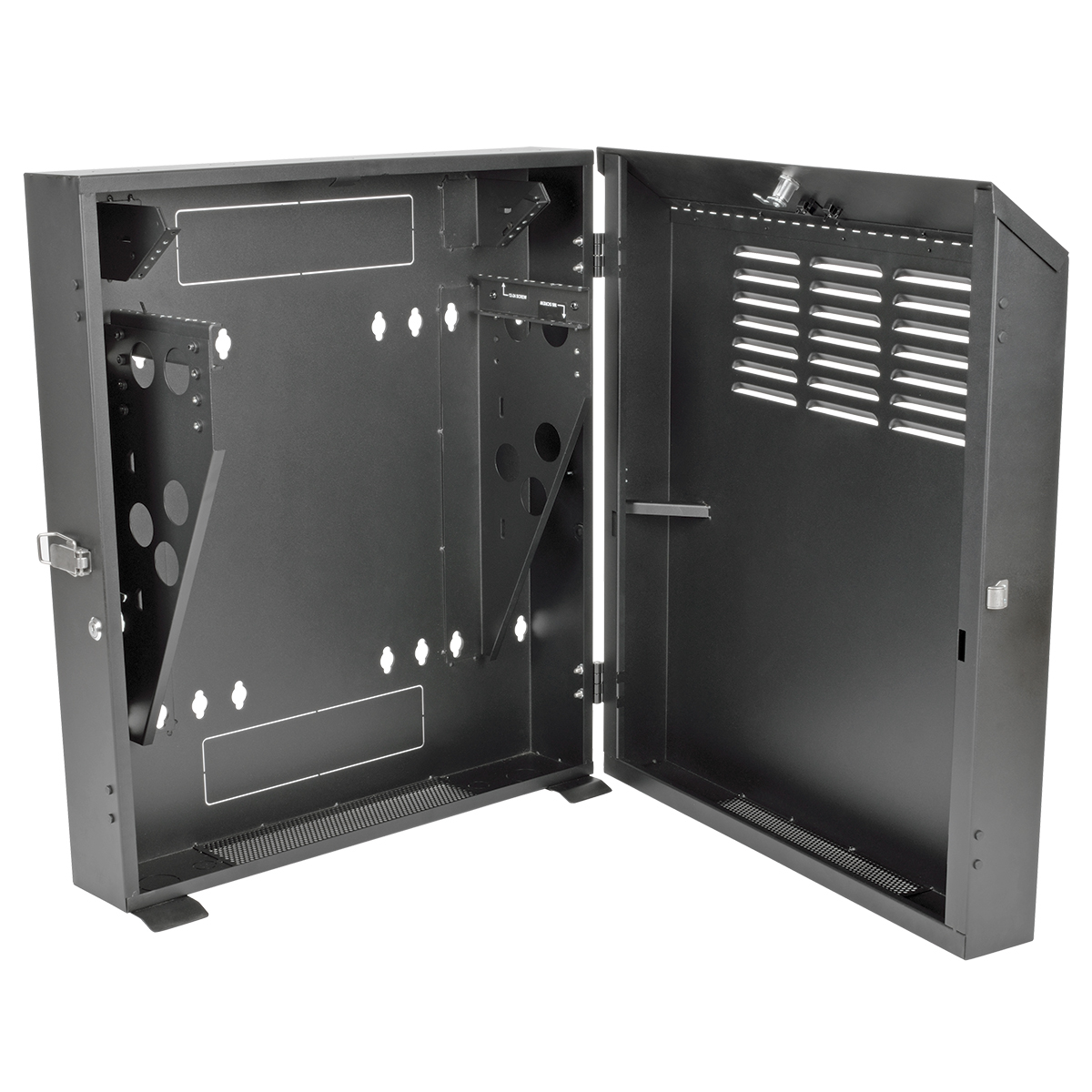 Tripp Lite 6u Smartrack Low Profile Wall Mount Rack